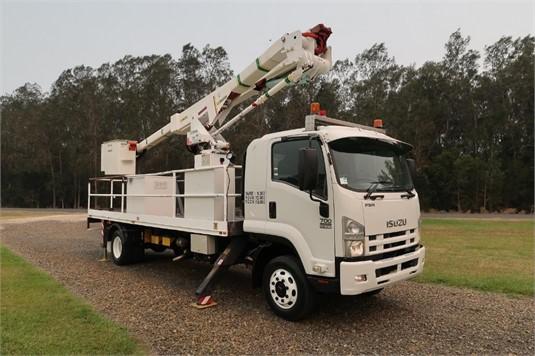 2008 Isuzu FSR 700 Long - Trucks for Sale