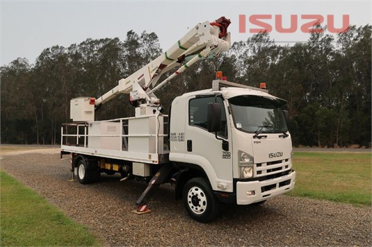 2008 Isuzu FSR 700 Long Used Isuzu Trucks - Trucks for Sale