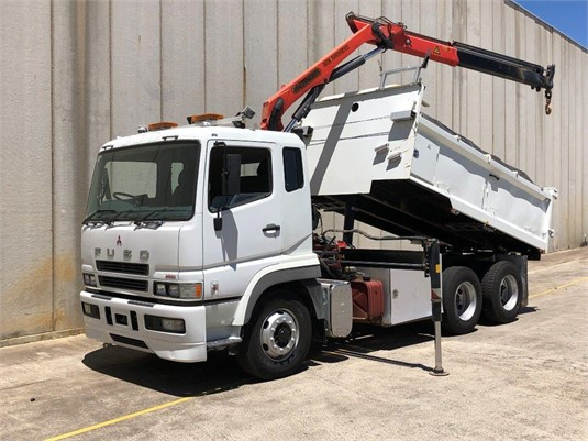 2009 Mitsubishi Fuso FV500 - Trucks for Sale
