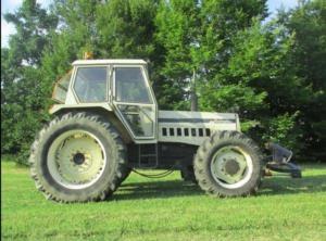 trattori usati lamborghini