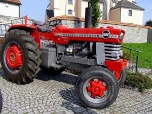 trattori usati massey ferguson