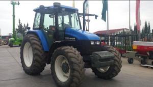 trattore usato new holland