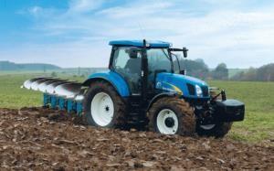 trattore usato new holland t6020 elite