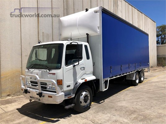 2005 Mitsubishi Fuso FIGHTER FN14 - Trucks for Sale