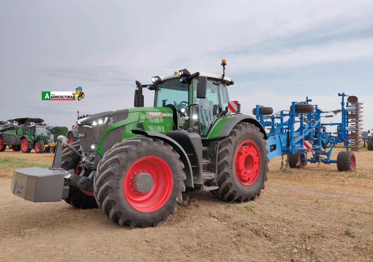 nuovi trattori fendt 900 vario serie rinnovata
