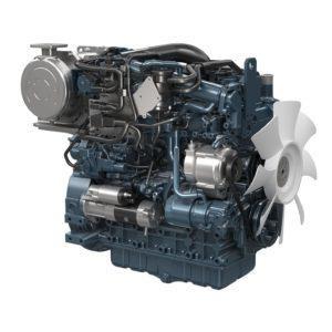 motore kubota v3307