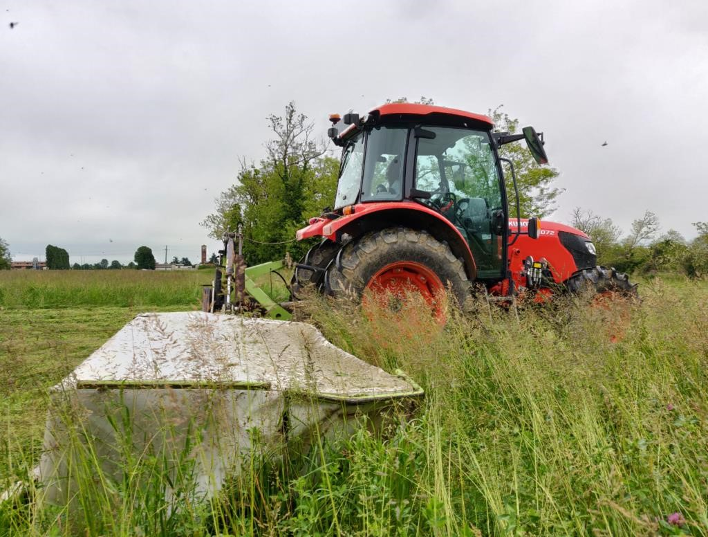 trattore kubota 50 100 cv