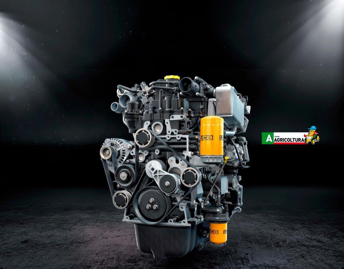 motori jcb stage v