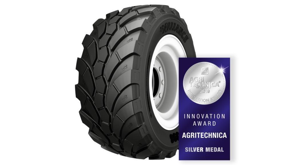 pneumatici per rimorchi agricoli Alliance 398