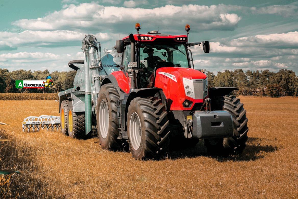 trattore mccormick x8 vt drive agrilevante 2019