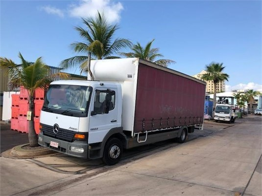 2001 Mercedes Benz Atego 1223 - Trucks for Sale