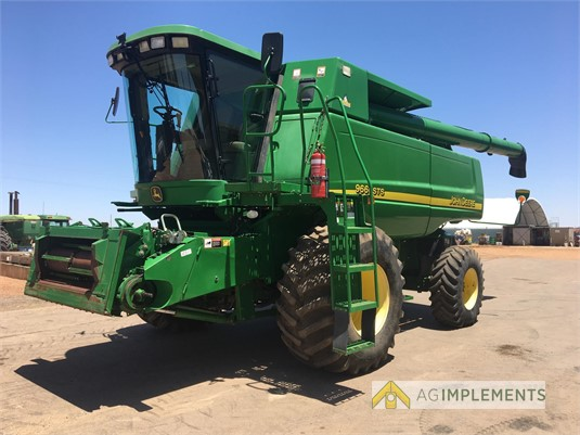 2004 John Deere 9660 STS Ag Implements  - Farm Machinery for Sale