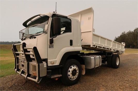 2009 Isuzu FVD 1000 Long - Trucks for Sale
