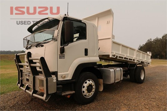 2009 Isuzu FVD 1000 Long Used Isuzu Trucks - Trucks for Sale