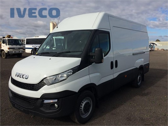 2018 Iveco Daily 35S13 Iveco Trucks Sales - Trucks for Sale
