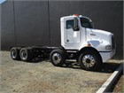 2008 Kenworth T358 Cab Chassis