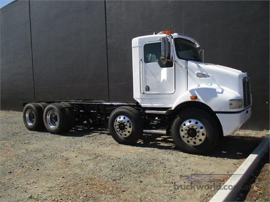 2008 Kenworth T358 Rocklea Truck Sales - Trucks for Sale