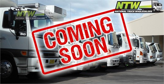 2015 Mitsubishi Fuso FIGHTER 1424 National Truck Wholesalers Pty Ltd  - Trucks for Sale