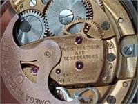 1969 Omega Certified Chronometer Constellation
