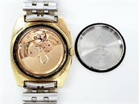 1971 Omega Automatic Seamaster Wrist Watch