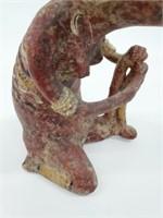 Ancient Pre Columbian Nayarit Ceramic Figure