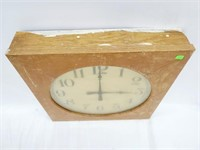 1944 Standard Electric Time Co School Clock