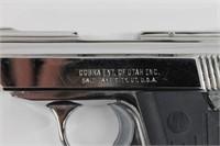 Cobra Model CA .380 Compact & Galco Holster