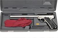Ruger .22 Cal Mark II Target Pistol LIKE-NEW