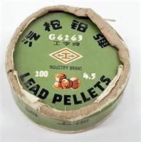 Vintage Shanghai China Industry Brand Lead Pellets