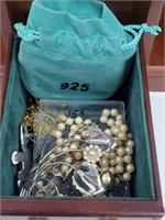 HUGE Vintage Jewelry Box Estate Collection Lot