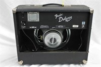 Vintage Fender Deluxe 90 Electric Guitar Amplifier