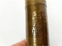 Old Turkish BarkFour Brass Coffee/Spice Grinder
