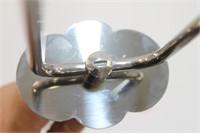 Antique Webster Sterling Roast Holder Fork