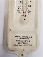 Vintage Taylor Porcelain Thermometer Ranetite MFG