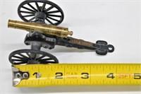Rare USS Alabama Working Artillery Signal Cannon