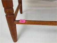 Primtive Antique Child's Handmade Wood Bench