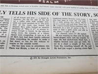 RARE 1971 Fear & Loathing Rolling Stone Magazines