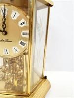 Seth Thomas German 400 Day Brass Carriage Clock