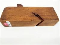 "Antique Auburn Tool Co. 2"" Wood Plane No. 1 81"