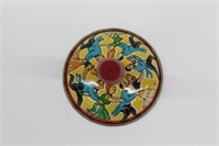 [2] Antique Child's Tin Litho Toy Noise Makers