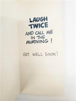 Leave'M Laughing Occasion Novelty Cards & Box