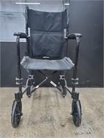 Used Nova Fold Up Lightweight Wheelchair