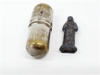 WW1/2 German Soldier's Mini Jesus Pocket Shrine