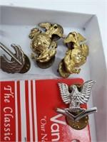 WW2 to Modern US Military Insignia & Items