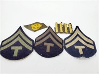 Vintage U.S. Military Patches