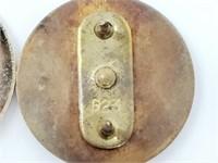 Rare Lot of WW1/2 US Collar Insignia & Badges