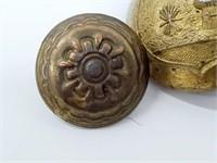 Civil War Era Ohio State Militia Buttons & Unknown