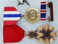 US Spcl Forces Insignia & Other Scarce Relics