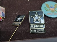 Variety Lot USMC Army Zepco Buckle & More