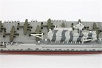 Gearbox USS Boxer P-51 Mustang Carrier Model
